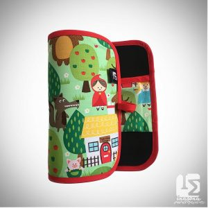 Pizarra Infantiles Little Red Ridding Hood