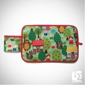 Pizarra Infantiles Little Red Riding Hood
