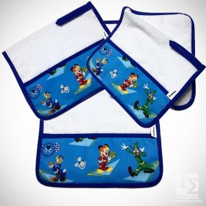 Toalla Aseo Mickey Mouse